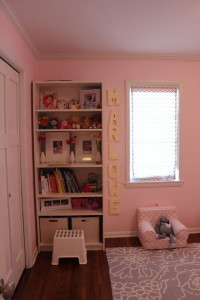 Floral_Print_Rug_in_Girls_Bedroom_JPCO_Residential_Construction_Firm