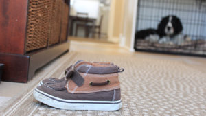 A photo of a JP&CO Home with Childrens Shoes