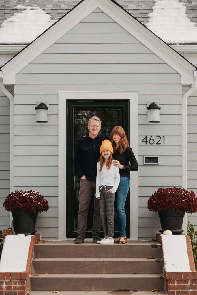buying a fixer-upper for your family
